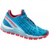 Dynafit - Trailbreaker EVO Trailrunning Shoe Women mykonos blue fluo pink