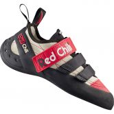 Red Chili - Spirit VCR Impact Zone 3 climbing shoes white red