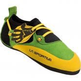 La Sportiva - Stick It Kinderkletterschuh grün
