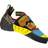La Sportiva - OxyGym Kletterschuh blue-red-yellow