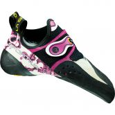 La Sportiva - Solution Kletterschuh Damen white pink