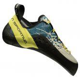 La Sportiva - Kantaki Climbing Shoe ocean sulphur