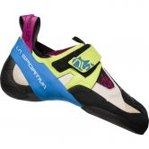 La Sportiva - Skwama Climbing Shoe Women apple green cobalt blue