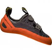 La Sportiva - Geckogym Kletterschuh carbon tangerine