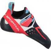 La Sportiva - Solution Comp Damen hibiscus malibu blue