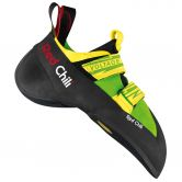 Red Chili - Voltage bouldering shoe green yellow