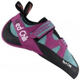 Red Chili - Fusion Lady VCR bouldering shoe purple turquoise