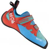 Red Chili - Charger Climbing Shoe red light blue light green