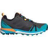 adidas - Terrex Skychaser LT Gore-Tex Hiking Shoes Men grey four core black hi-res aqua