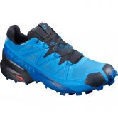 Salomon - Speedcross 5 GTX Men blue aster lapis blue navy blazer