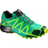 Salomon - Speedcross 4 GTX athletic green