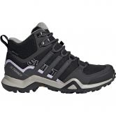 adidas - Terrex Swift R2 Mid GTX Wanderschuhe Damen core black dgh solid grey purple tint