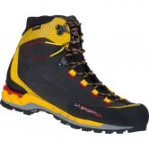 La Sportiva - Trango Tech Leather GTX® Herren black yellow