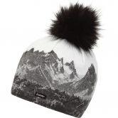 Eisbär - Draw Lux Crysatl Mütze Damen weiß