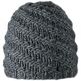 Barts - Jade Beanie Damen dark heather