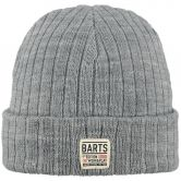 Barts - Parker Beanie Men grey