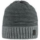 Barts - David Beanie Herren heather grey