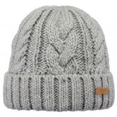 Barts - Jeanne Beanie Damen heather grey