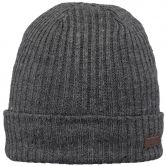 Barts - Wilbert Turnup Beanie dark heather