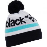 Black Crows - Nomen Beanie blau weiss türkis