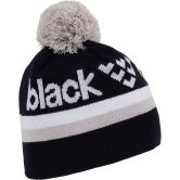 Black Crows - Nomen Beanie blau weiss grau