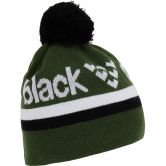 Black Crows - Nomen Beanie schwarz weiss grün
