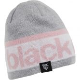 Black Crows - Calva Logo Beanie grau