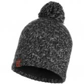 BUFF® - Knitted & Fleece Hat Agna Unisex black