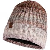 BUFF® - Knitted & Fleece Hat Olya Unisex brown