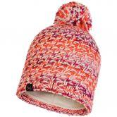 BUFF® - Knitted & Fleece Hat Valya Bommelmütze Unisex cru