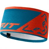 Dynafit - Leopard Logo Stirnband methyl blue