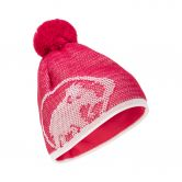 Mammut - Snow Beanie dragon fruit bright white