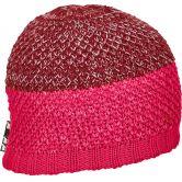 ORTOVOX - Crochet Beanie neon hot coral