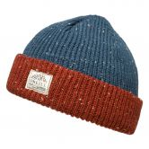 O'Neill - Aftershave Beanie Herren blue brown