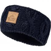 Picture - Haven Stirnband Unisex dark blue