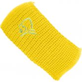 Norrona - Heavy Logo Stirnband Unisex mellow yellow