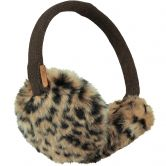 Barts - Plush Earmuffs Women animal