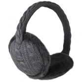 Barts - Monique Earmuffs Women dark heather