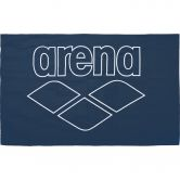 Arena - Pool Smart Handtuch navy white
