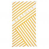 Seafolly - Angleo Beach Towel buttercup
