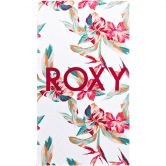 Roxy - Cold Water Beach Towel bright white tropic call