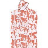 Roxy - Stay Magical Surf Poncho Women terra cotta flying flowers