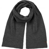 Barts - Wilbert Scarf dark heather