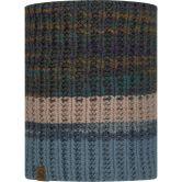 BUFF® - Knitted & Fleece Neckwarmer Alina Unisex blue