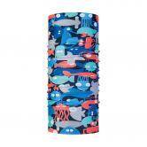 BUFF® - CoolNet UV+® Schlauchtuch Kinder shoal blue