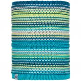 BUFF® - Junior Knitted & Fleece Neckwarmer Amity Kids turquoise