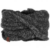 BUFF® - Knitted Wrap Agna Unisex black