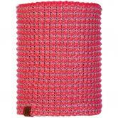 BUFF® - Knitted & Fleece Neckwarmer Dana Unisex blossom red