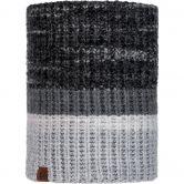 BUFF® - Knitted & Fleece Neckwarmer Alina Unisex grey