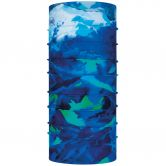 BUFF® - Original Multifunktionstuch Kinder high mountain blue